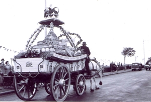 Advert: Appeal for Coronation and Jubilee memories