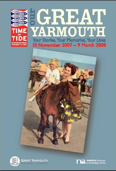 Advert: Our Great Yarmouth Exhibition