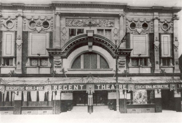 Photo:Photograph of Regent Theatre