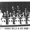 Page link: Ronnie Mills' orchestra at The Marina