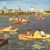 Page link: various pictures of the boating lake at various times