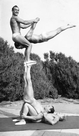 Photo:Acrobats any names please.