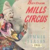 Page link: Circus programmes from the 1950s