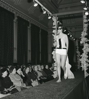 Photo: Illustrative image for the 'Palmers Fashion Show 1960s' page