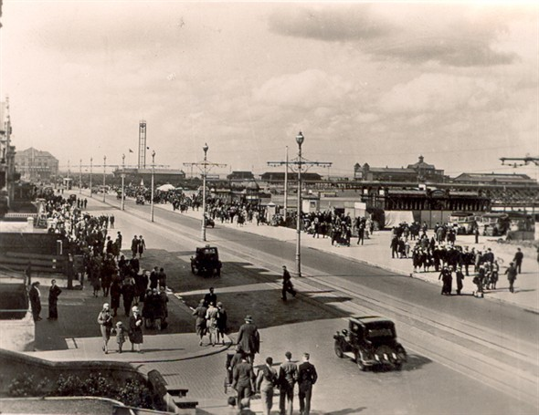 Photo:Marine Parade - 1930s