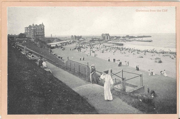 Photo:Page 8: Gorleston from the cliffs