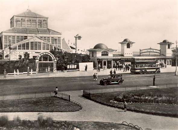Photo:Winter Gardens - 1930s