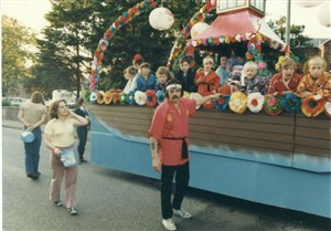 Photo: Illustrative image for the 'Judo Club Float' page