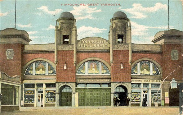 Photo:The Hippodrome, Great Yarmouth