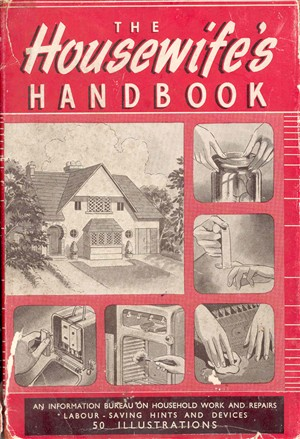 Photo:Cover of The Housewife's Handbook