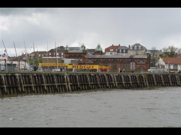 Photo: Illustrative image for the 'Harbour site Great Yarmouth' page