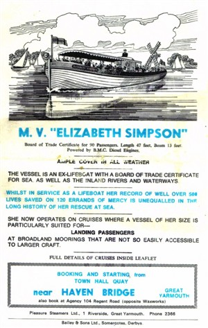 Photo:advertising leaflet