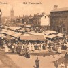 Page link: Market Place and the Blue Coat School, post-1905