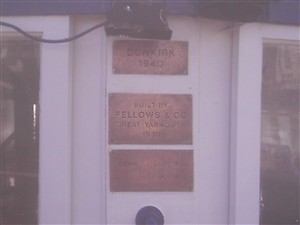 Photo:Plaques on the Regal Lady