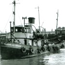 Photo:richard lee barber towing other tugs into great yarmouth